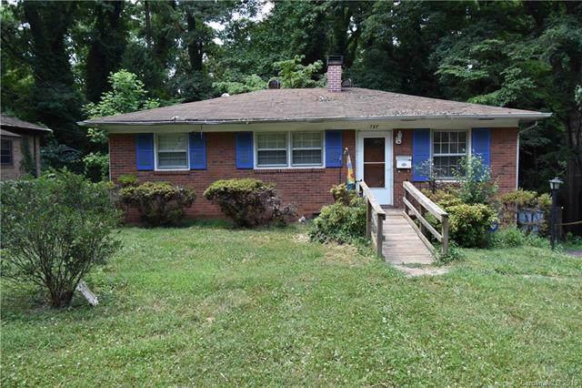 727 Crater Street, Charlotte, NC 28205 (#3535527) :: MartinGroup Properties