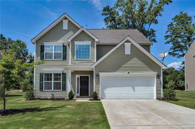 5419 Fenway Drive #37, Charlotte, NC 28273 (#3535545) :: LePage Johnson Realty Group, LLC