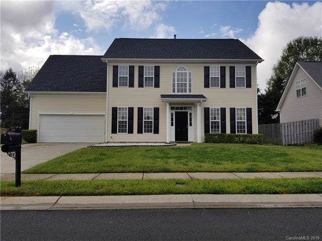 2009 Cadberry Court, Indian Trail, NC 28079 (#3535573) :: Besecker Homes Team
