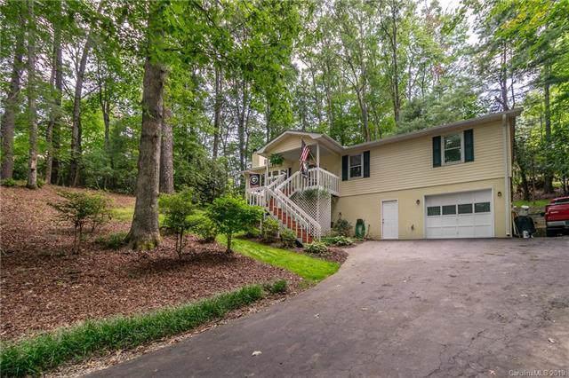 16 Rocky Ridge Road, Pisgah Forest, NC 28768 (#3535575) :: Keller Williams Professionals