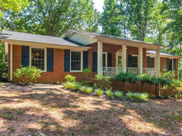 498 Plantation Drive, Rutherfordton, NC 28139 (#3535579) :: Keller Williams Professionals