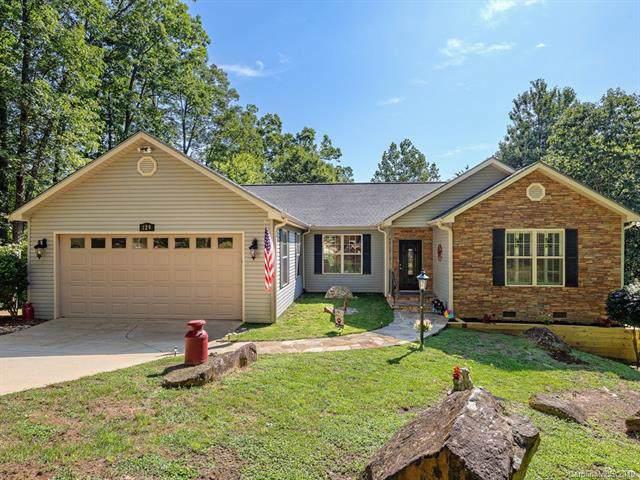 129 Thrush Court, Lake Lure, NC 28746 (#3535621) :: Charlotte Home Experts