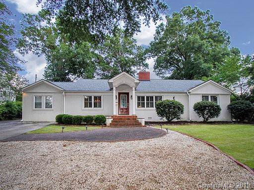1219 Wendover Road, Charlotte, NC 28211 (#3535644) :: Charlotte Home Experts