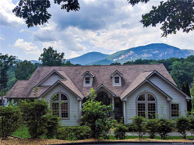 180 Chapel Point Road, Lake Lure, NC 28746 (#3535674) :: High Performance Real Estate Advisors