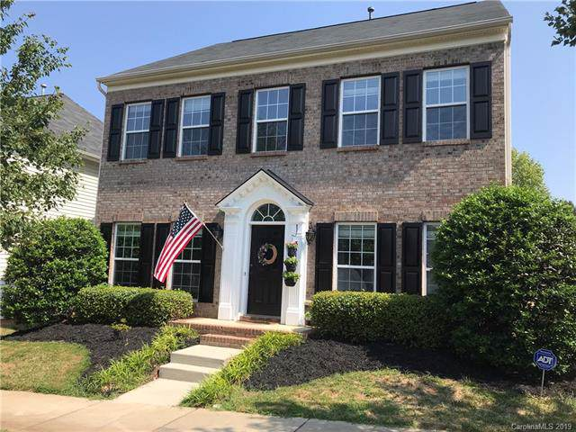 3811 Archer Notch Lane, Huntersville, NC 28078 (#3535756) :: MartinGroup Properties