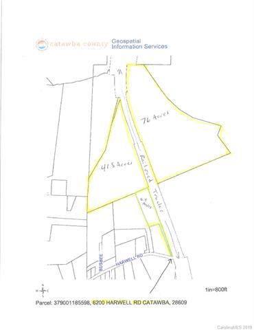 6200 Harwell Road, Catawba, NC 28609 (#3535798) :: Zanthia Hastings Team