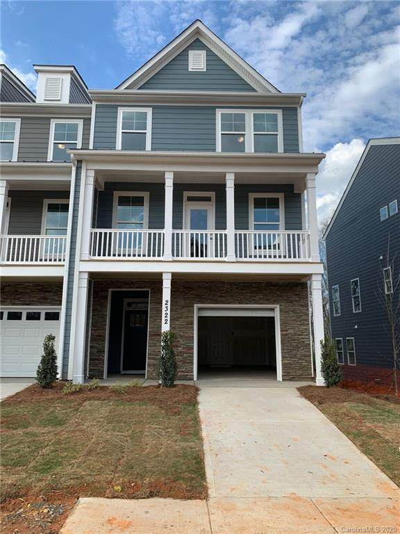 2322 Creekmere Lane Lot 66, Charlotte, NC 28262 (#3535853) :: MOVE Asheville Realty