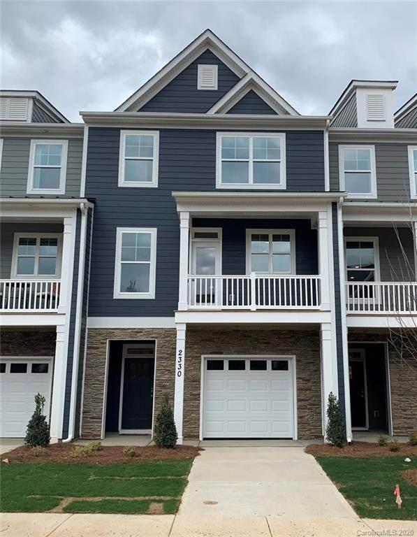 2330 Creekmere Lane Lot 68, Charlotte, NC 28262 (#3535857) :: Homes Charlotte