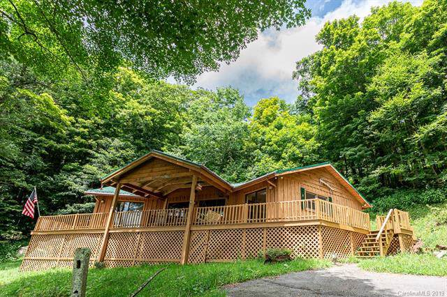 423 Grouse Thicket Lane, Mars Hill, NC 28754 (#3535883) :: LePage Johnson Realty Group, LLC