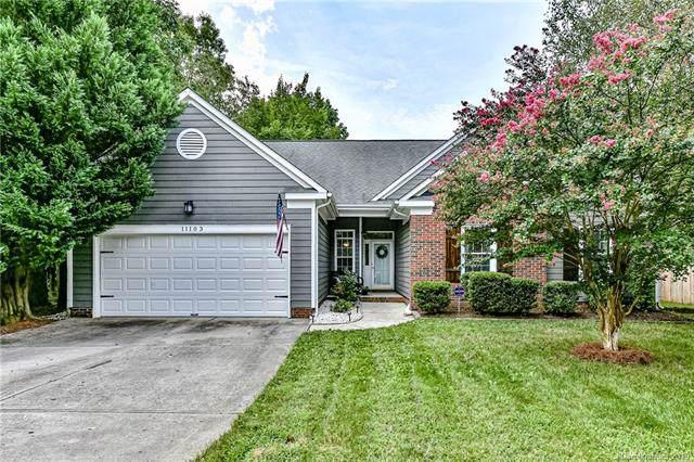 11103 Fox Cove Drive, Charlotte, NC 28273 (#3535895) :: Carlyle Properties