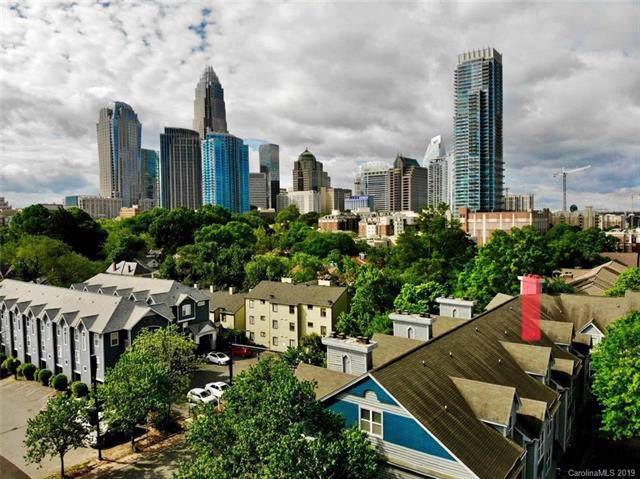 509 N Graham Street 2H, Charlotte, NC 28202 (#3535929) :: Scarlett Real Estate