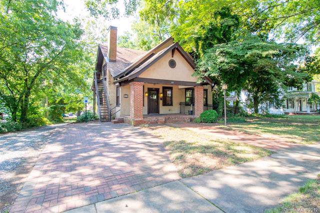 322 E Broad Street, Statesville, NC 28677 (#3536076) :: Odell Realty