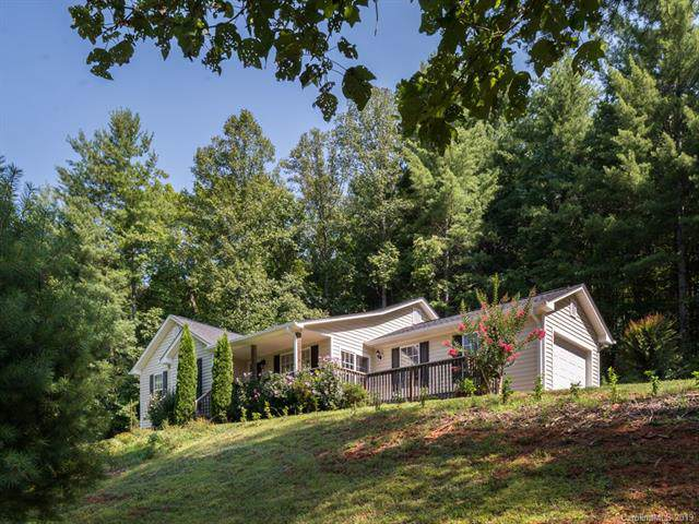498 Upper Bailey Branch Road, Mars Hill, NC 28754 (#3536090) :: Stephen Cooley Real Estate Group