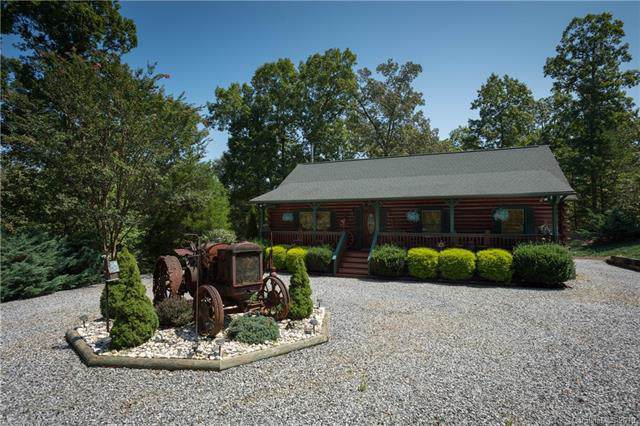610 Cross Ridge Drive, Rutherfordton, NC 28139 (#3536117) :: The Andy Bovender Team