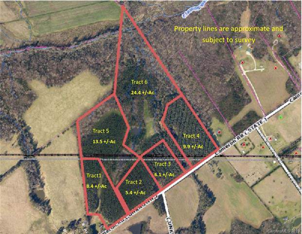 13.5 AC Cameron Road, Chester, SC 29706 (#3536175) :: Mossy Oak Properties Land and Luxury