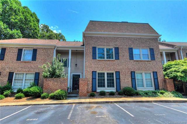 6663 Bunker Hill Circle, Charlotte, NC 28210 (#3536177) :: Homes Charlotte