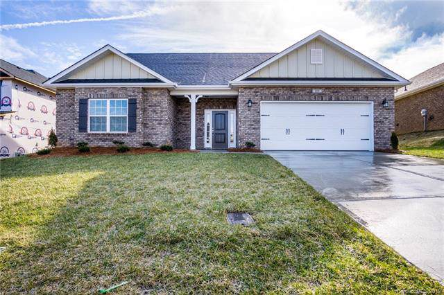 109 Fleming Drive #32, Statesville, NC 28677 (#3536196) :: Rowena Patton's All-Star Powerhouse