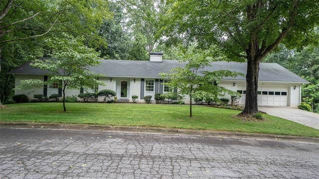 221 Oak Circle, Newton, NC 28658 (#3536317) :: Scarlett Real Estate