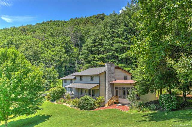 292 Green Meadow Lane, Mars Hill, NC 28754 (#3536413) :: Carlyle Properties