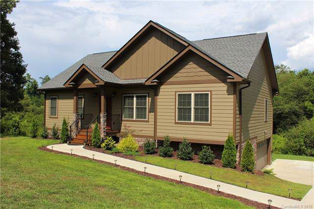 12 Spicebush Lane, Weaverville, NC 28787 (#3536591) :: Charlotte Home Experts