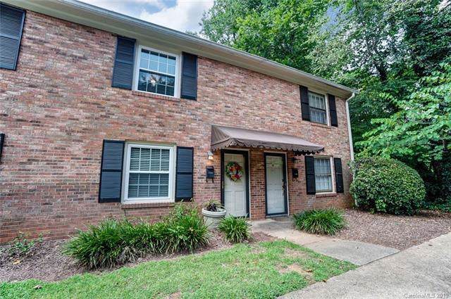2336 Kenmore Avenue G, Charlotte, NC 28204 (#3536632) :: Roby Realty