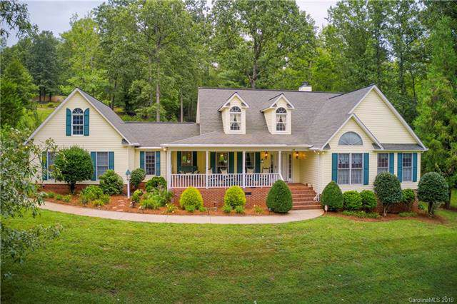 144 Willow Lake Drive, Rutherfordton, NC 28139 (#3536644) :: Keller Williams Professionals