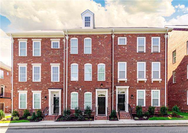 2205 Silver Crescent Drive #1005, Charlotte, NC 28273 (#3536668) :: Roby Realty