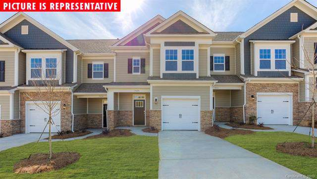 6548 Harris River Way Lot 36, Charlotte, NC 28269 (#3536689) :: High Performance Real Estate Advisors
