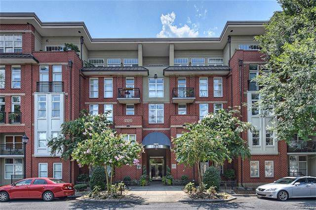 1320 Fillmore Avenue #405, Charlotte, NC 28203 (#3536771) :: Roby Realty