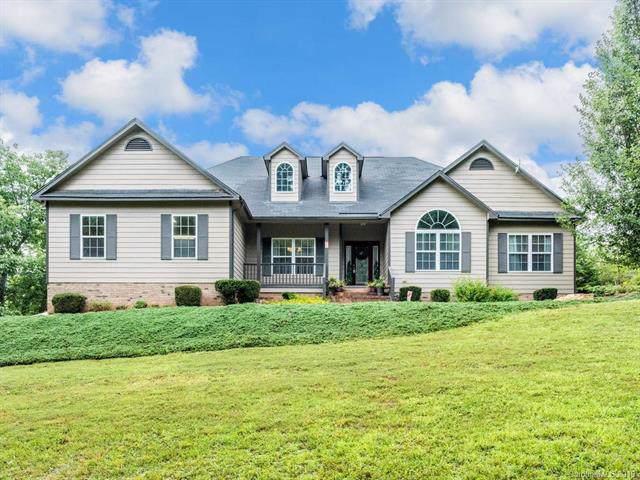 65 High Rock Drive, Columbus, NC 28722 (#3536788) :: Keller Williams Professionals