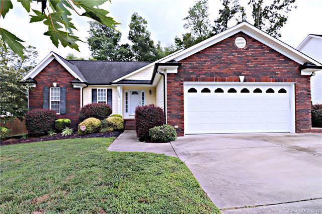 1209 Danielle Downs Court SE, Concord, NC 28025 (#3536896) :: High Performance Real Estate Advisors