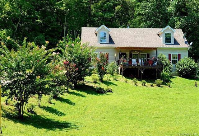 1305 Laughter Road, Mill Spring, NC 28756 (#3536919) :: Robert Greene Real Estate, Inc.