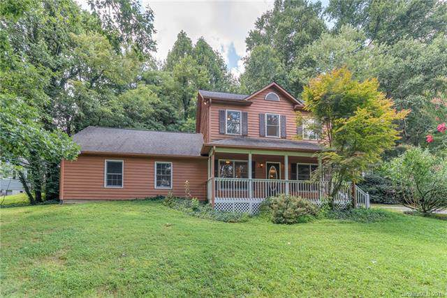 111 Peacock View Drive, Hendersonville, NC 28792 (#3536922) :: Washburn Real Estate