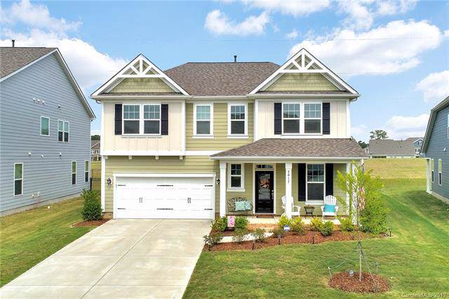 3017 Doughton Lane, Indian Trail, NC 28079 (#3536924) :: Carlyle Properties