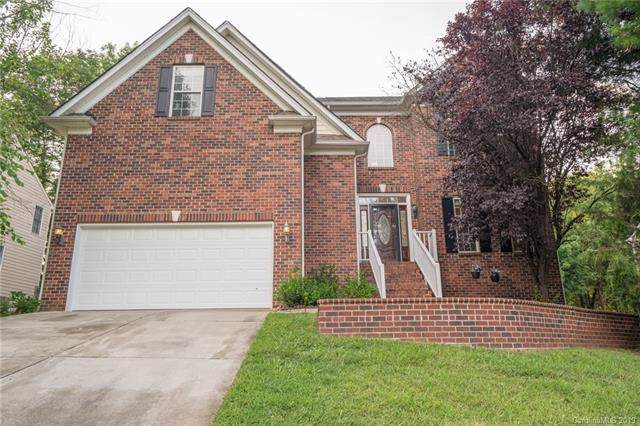 4908 Chestnut Knoll Lane, Charlotte, NC 28269 (#3536959) :: Charlotte Home Experts
