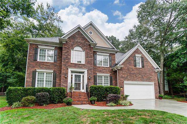 8920 Park Grove Street, Huntersville, NC 28078 (#3537056) :: Cloninger Properties