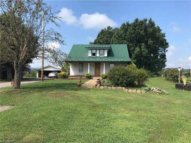950 Antioch Church Road, Wilkesboro, NC 28697 (#3537078) :: Rinehart Realty