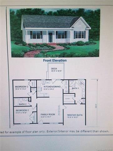 415 S Oak Street, Pageland, SC 29728 (#3537092) :: Homes Charlotte