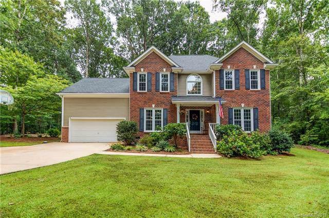 3051 Tall Oaks Court, Weddington, NC 28104 (#3537153) :: High Performance Real Estate Advisors