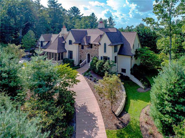 31 Cedar Hill Drive, Asheville, NC 28803 (#3537172) :: Keller Williams Biltmore Village