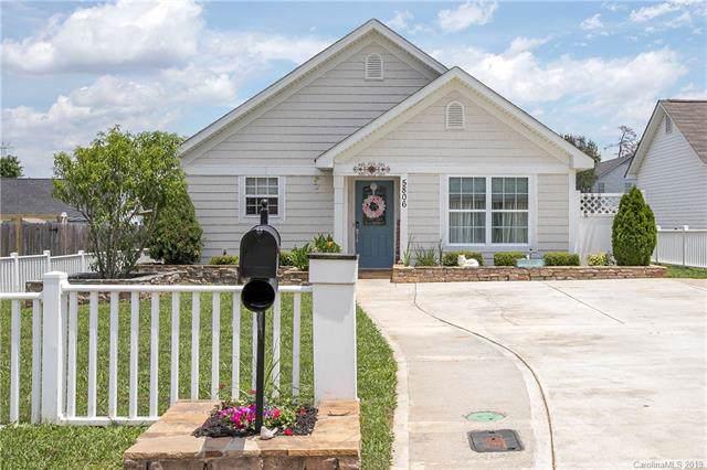 5806 Bridgeway Drive, Indian Trail, NC 28079 (#3537350) :: Carlyle Properties