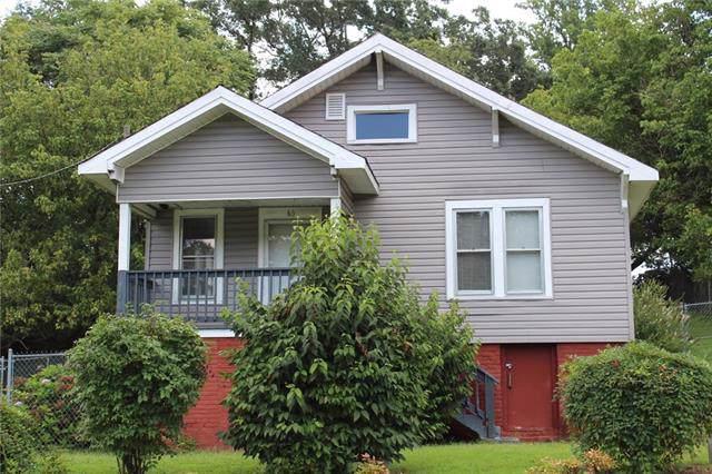65 Dudley Avenue, Granite Falls, NC 28630 (#3537461) :: Rinehart Realty