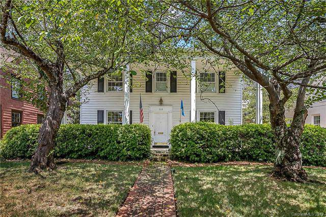 225 Altondale Avenue, Charlotte, NC 28207 (#3537506) :: Besecker Homes Team