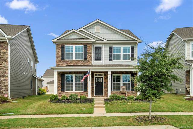 9606 Hyghbough Street, Huntersville, NC 28078 (#3537592) :: Carlyle Properties