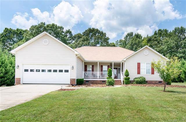 210 Foxcress Drive, Salisbury, NC 28147 (#3537613) :: Robert Greene Real Estate, Inc.