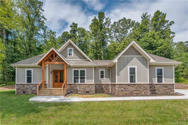 3511 Chimney Rock Road, Hendersonville, NC 28792 (#3537638) :: Exit Realty Vistas