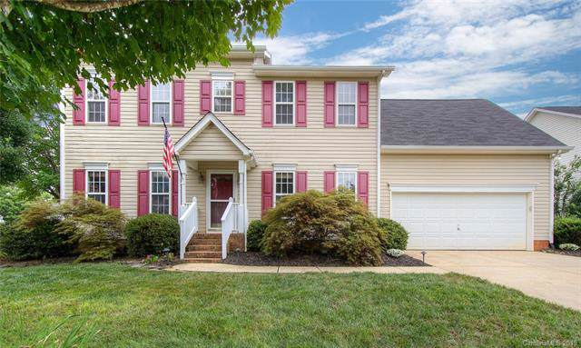 9405 Mitchell Glen Drive, Charlotte, NC 28277 (#3537652) :: Stephen Cooley Real Estate Group