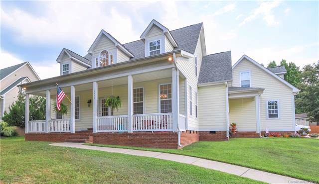3940 Burton Street, Sherrills Ford, NC 28673 (#3537689) :: LePage Johnson Realty Group, LLC