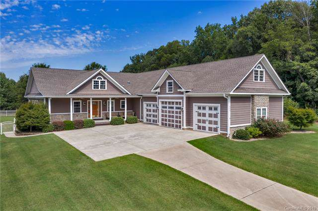 509 Jim Parker Road, Monroe, NC 28110 (#3537776) :: LePage Johnson Realty Group, LLC