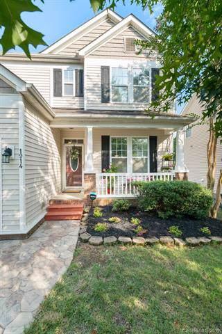 1914 Wilburn Park Lane, Charlotte, NC 28269 (#3537827) :: LePage Johnson Realty Group, LLC